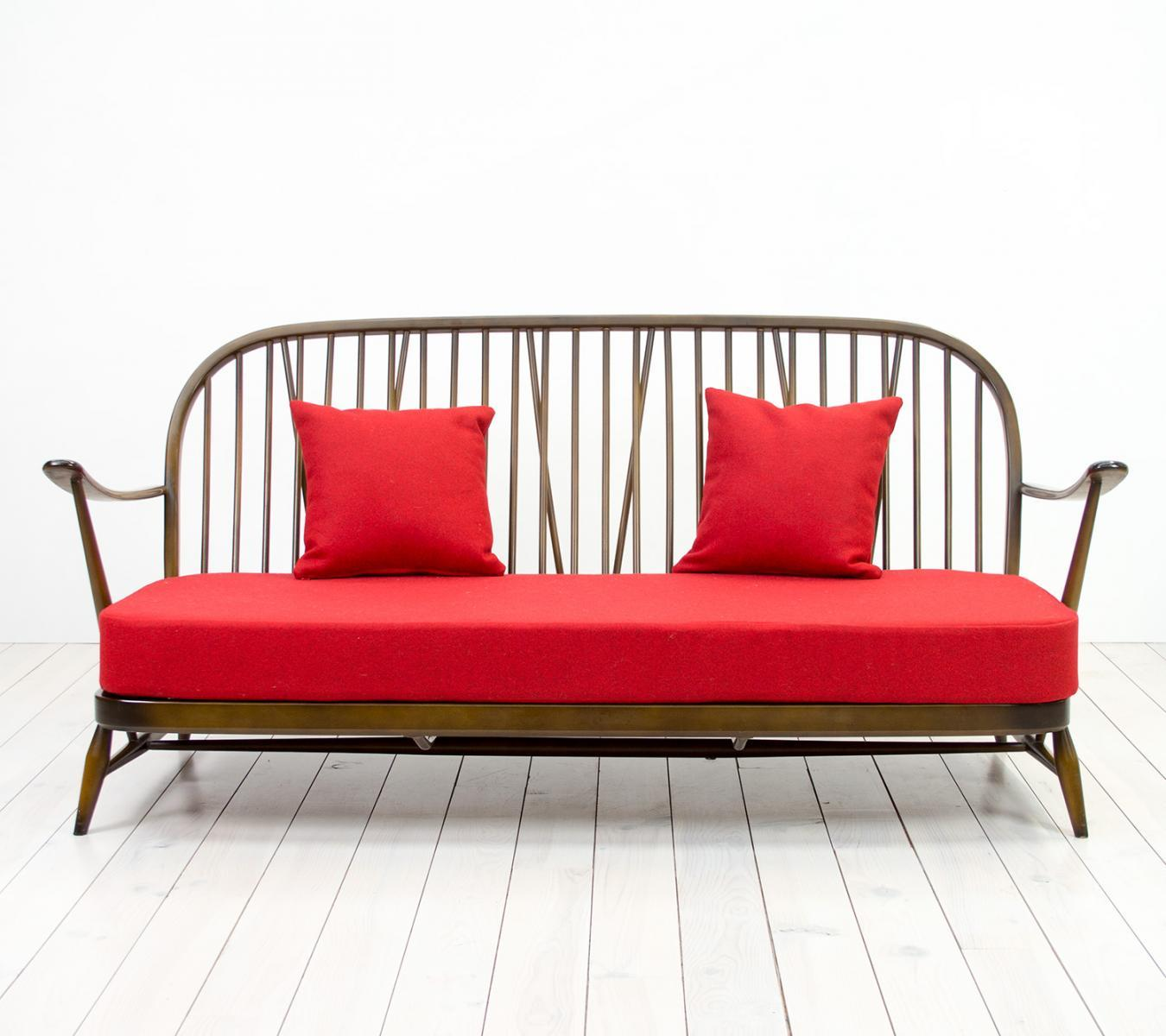 red-windsor-three-seater-sofa-from-ercol-1950s