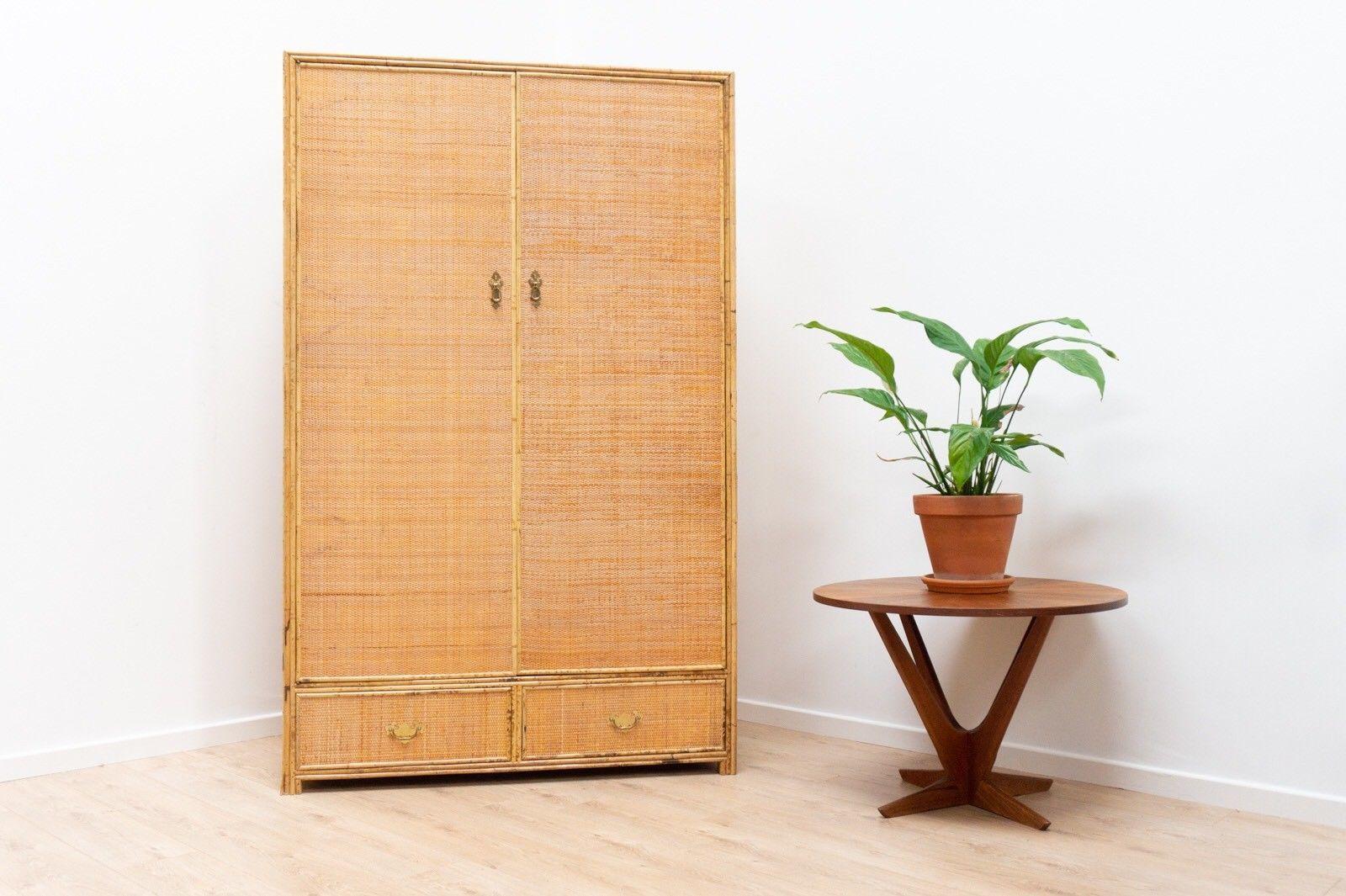 rare-vintage-mid-century-french-rattan-bamboo-wardrobe-heals