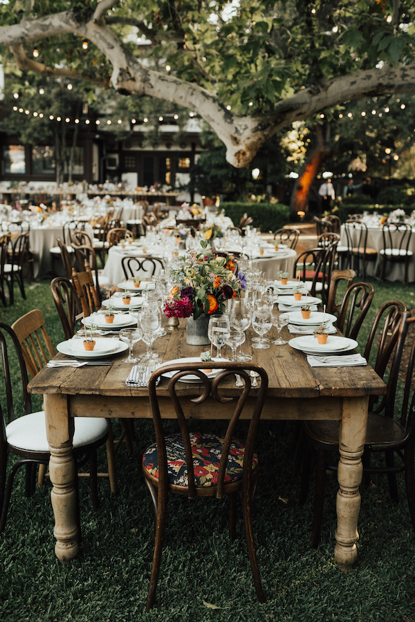 Creating a Vintage Style Wedding - Vinterior