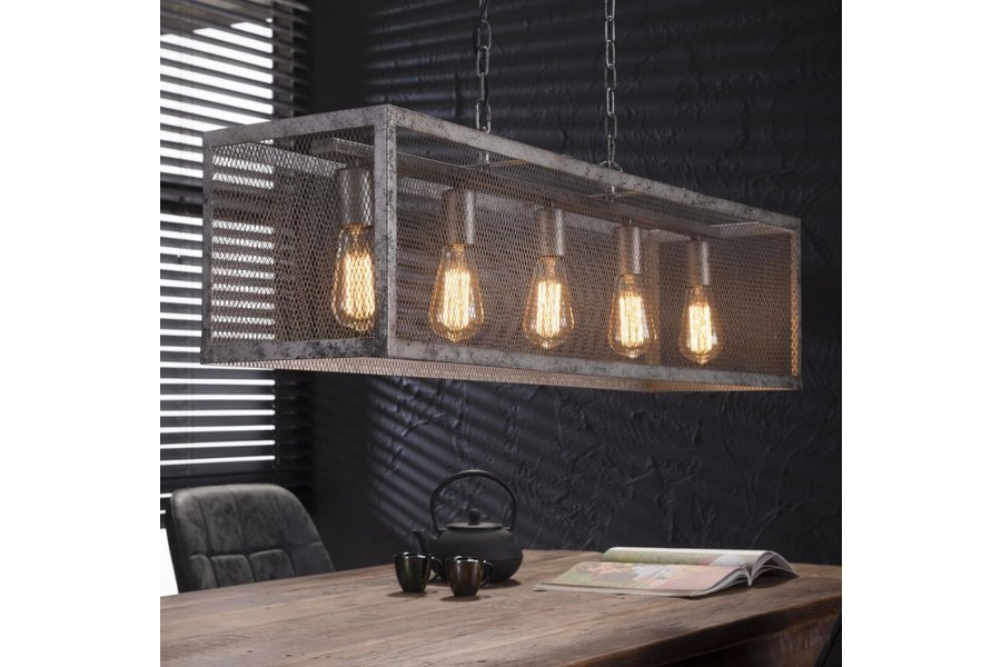large_large-rectangular-metal-wire-mesh-vintage-industrial-ceiling-light-pendant-light-one-metre-width-old-silvery-finish