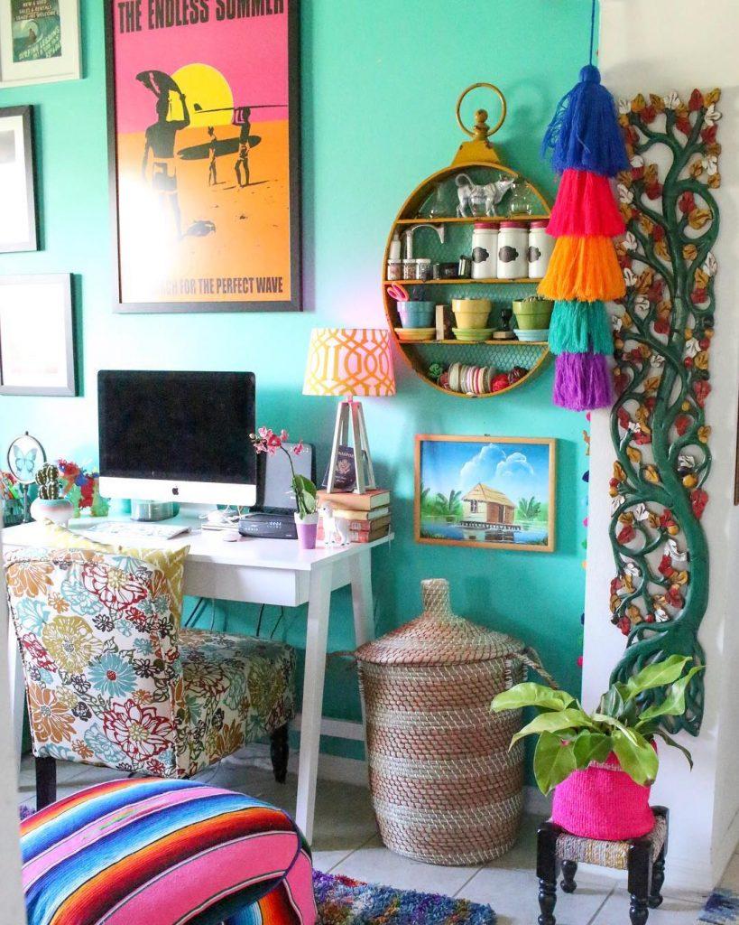 How to Get the Boho Style - Vinterior Blog