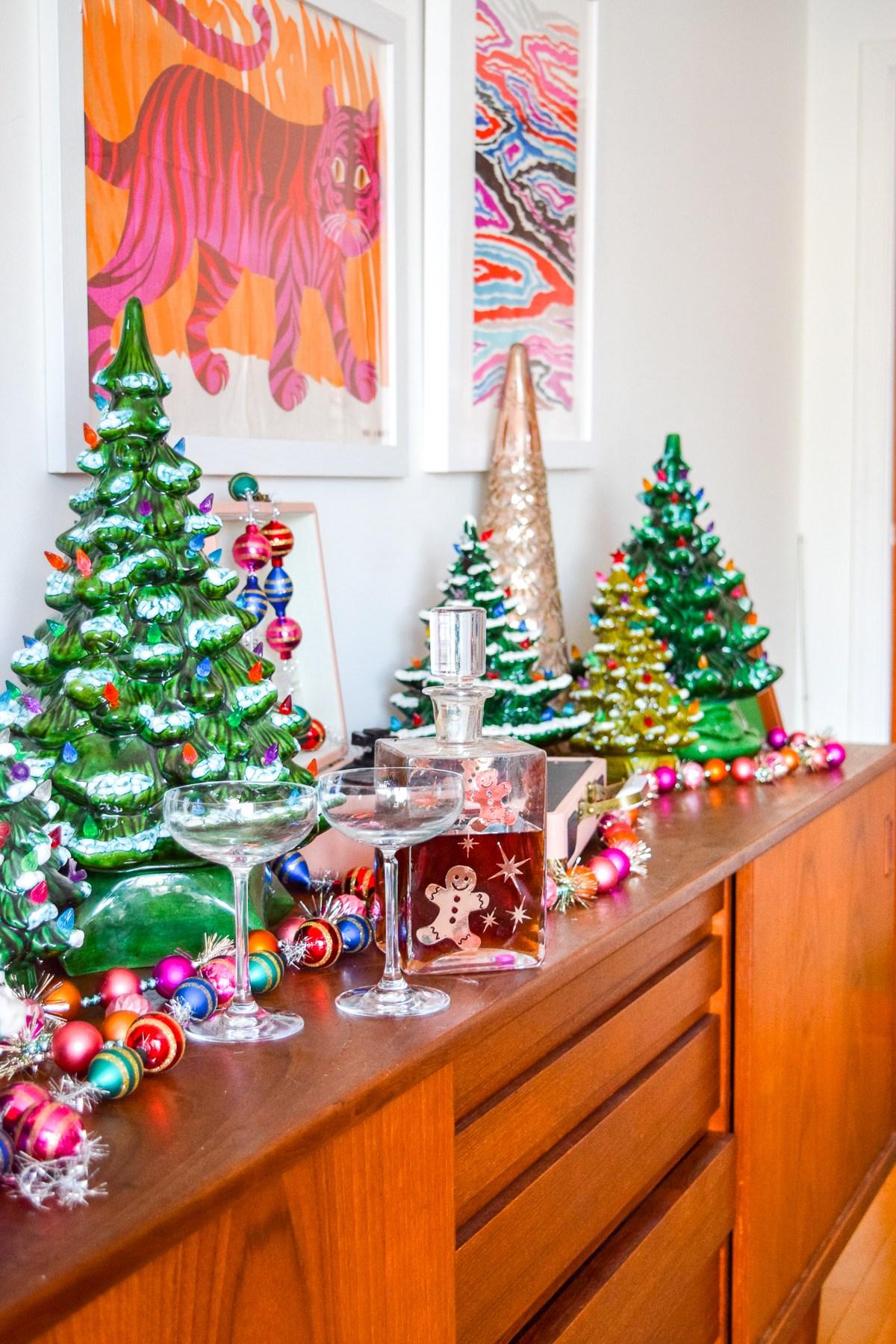Ceramic-Christmas-Tree-Sideboard-Display-19