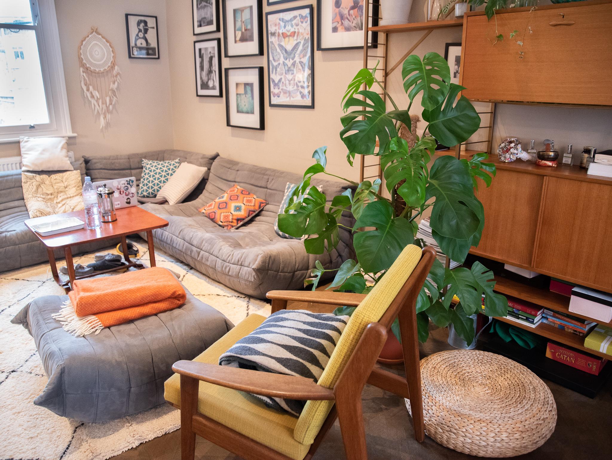 vintage togo sofa