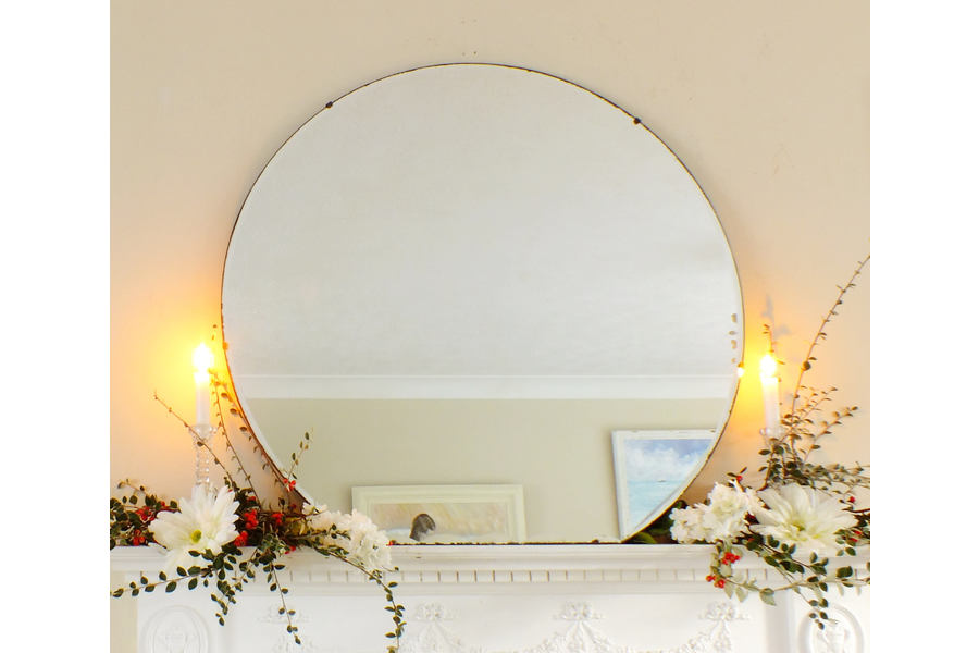 How to Use Mirrors to Decorate Your Home - Vinterior