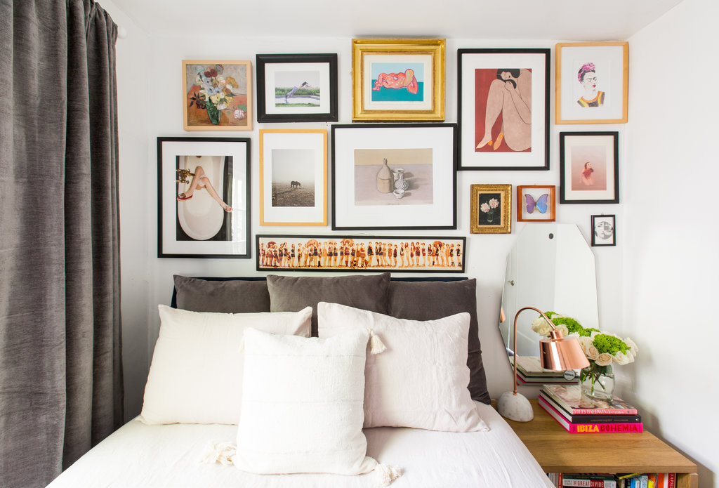 How to Create a High-End Looking Gallery Wall by Yourself - Vinterior