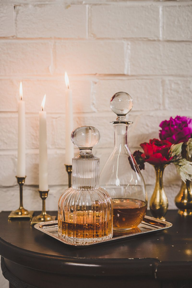 Everything you need for a stylish vintage cocktail party - Vinterior