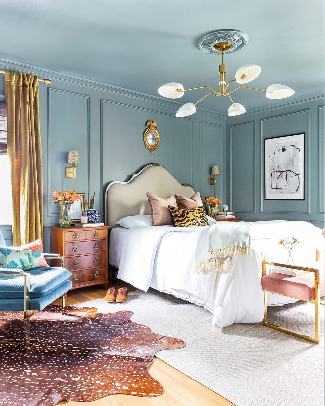 Stylish ways to decorate with gilt mirrors - Vinterior
