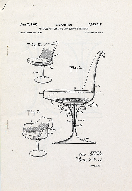 Meet the designer: Eero Saarinen - Vinterior