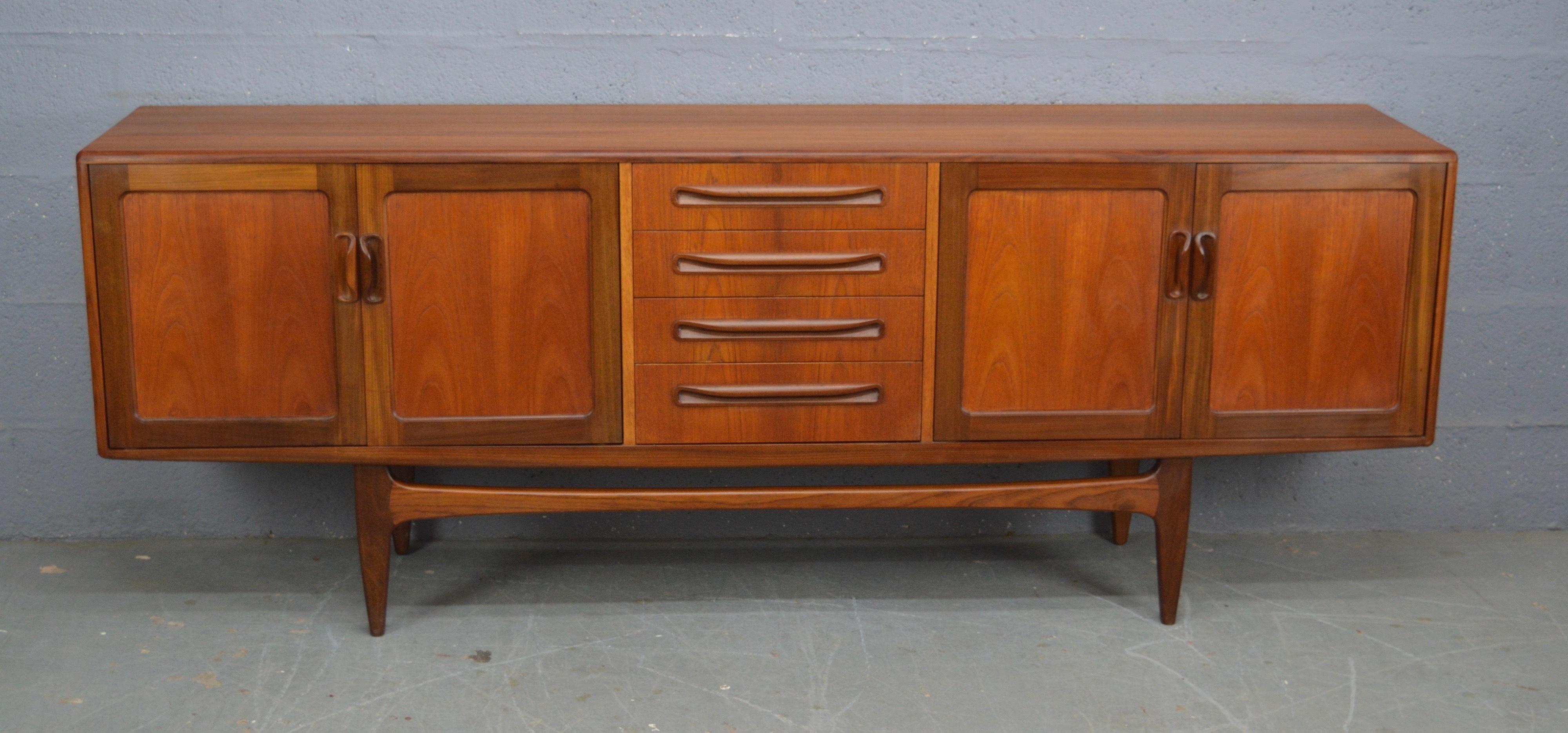 mid century original sideboard vintage